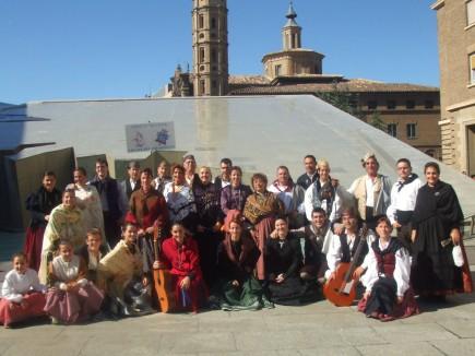 El Pilar 2009, jotas y joteros
