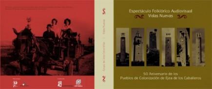 Publicado el DVD del espectáculo VIdas Nuevas del Grupo de Jota Cinco Villas