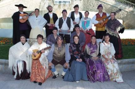 La jotas de Bravura Aragonesa  amenizan  las fiestas de Torrero