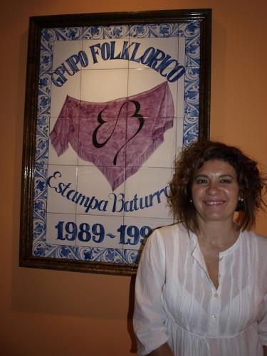 Entrevista de esta semana a la bailadora M.ª Carmen López Burillo