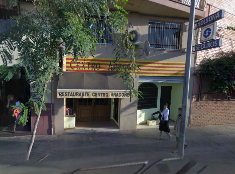 Centro aragonés en Castellón