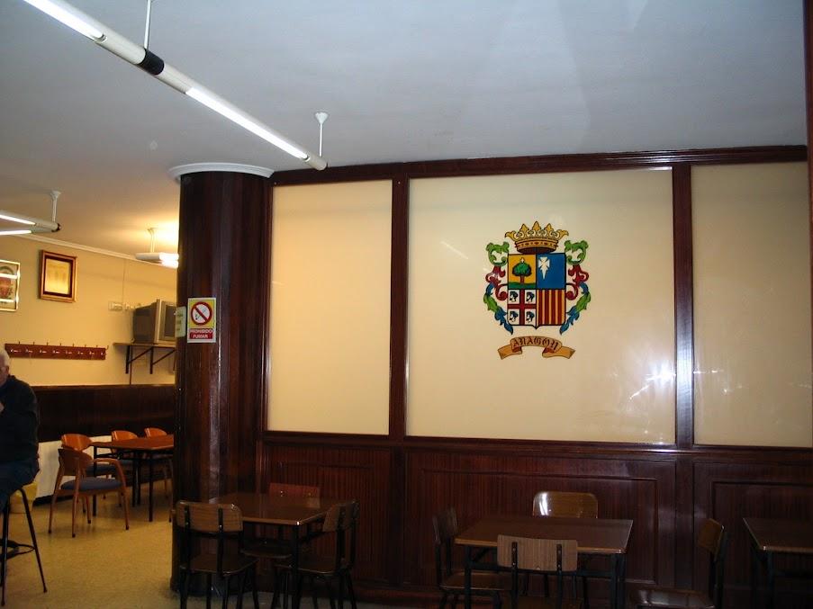 Centro aragonés en Bilbao (Vizcaya)