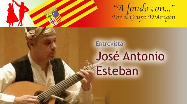 A fondo on... José Antonio Esteban