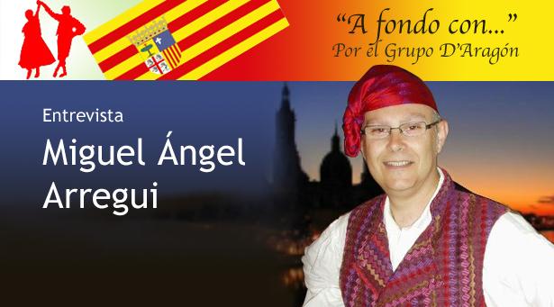 A fondo con... Miguel Ángel Arregui