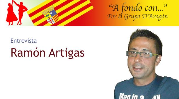 A fondo con... Ramón Artigas