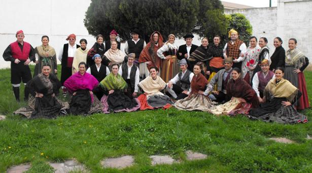 Festival de masas Corales de Ejea con Aires de Aragón como broche de oro, con jotas