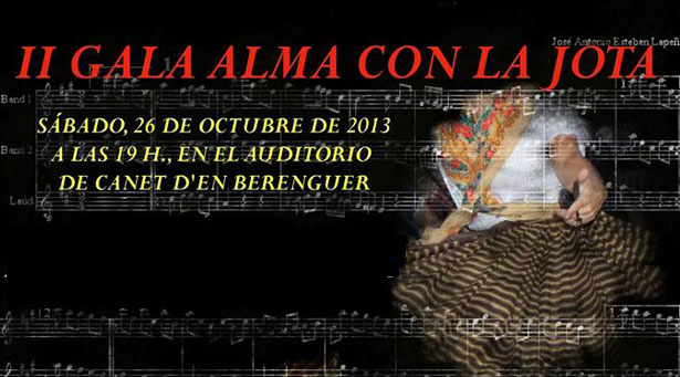 II Gala Alma con la Jota, con José Manuel Ibañez