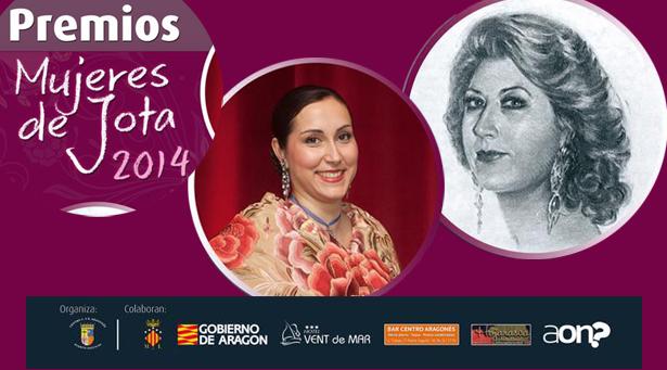 Carmen Cortés y Esther Villarroya premios