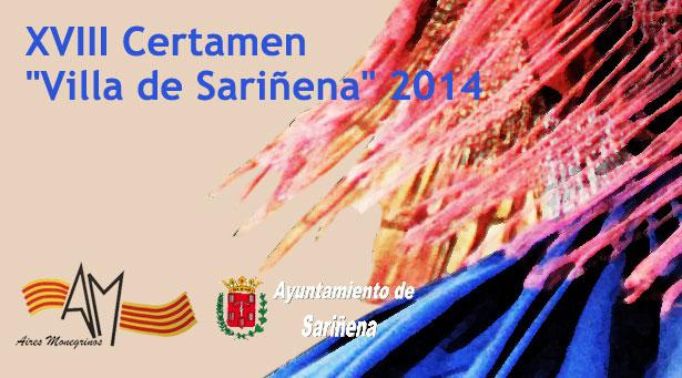 Listado de los admitidos en el concurso de jota cantada y bailada de Pinsoro 2014