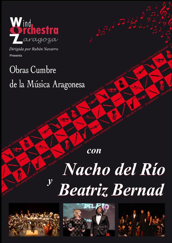 Nacho del Rio, Beatriz Bernad y la WOZ