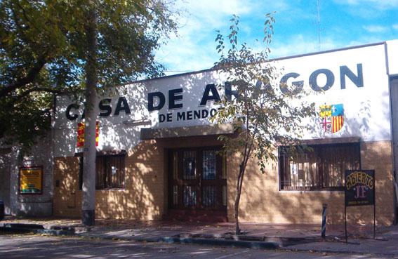 CASA DE ARAGÓN DE MENDOZA