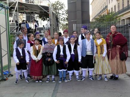 Semblante Aragones Grupo Folklore