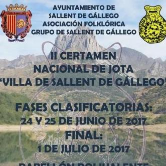 XIX Festival de Folklore Bardenas 2017