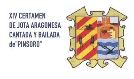 XIV Certamen de jota aragonesa cantada y bailada Pinsoro 2018